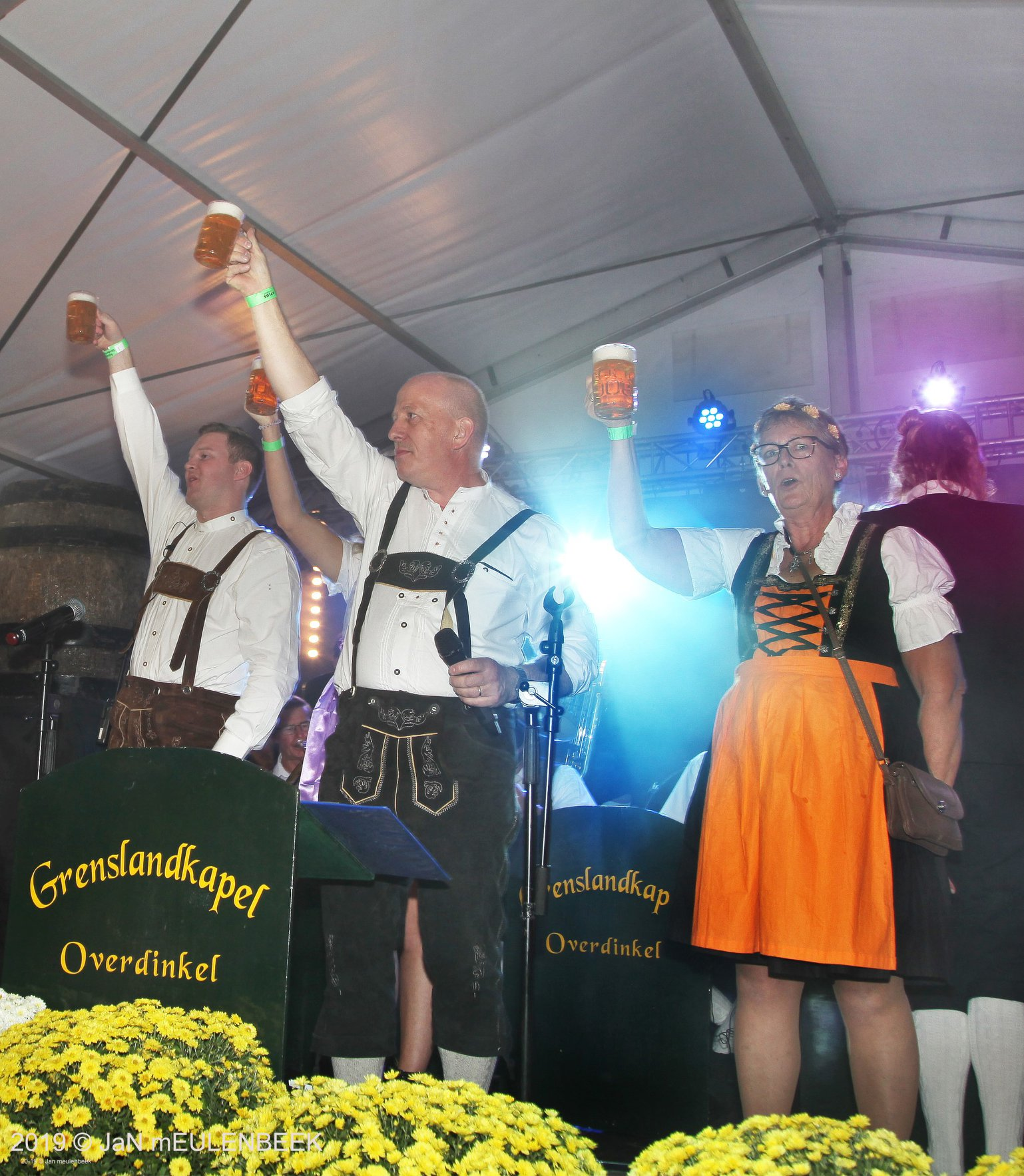 Afterparty en foto's Oktoberfest 2019